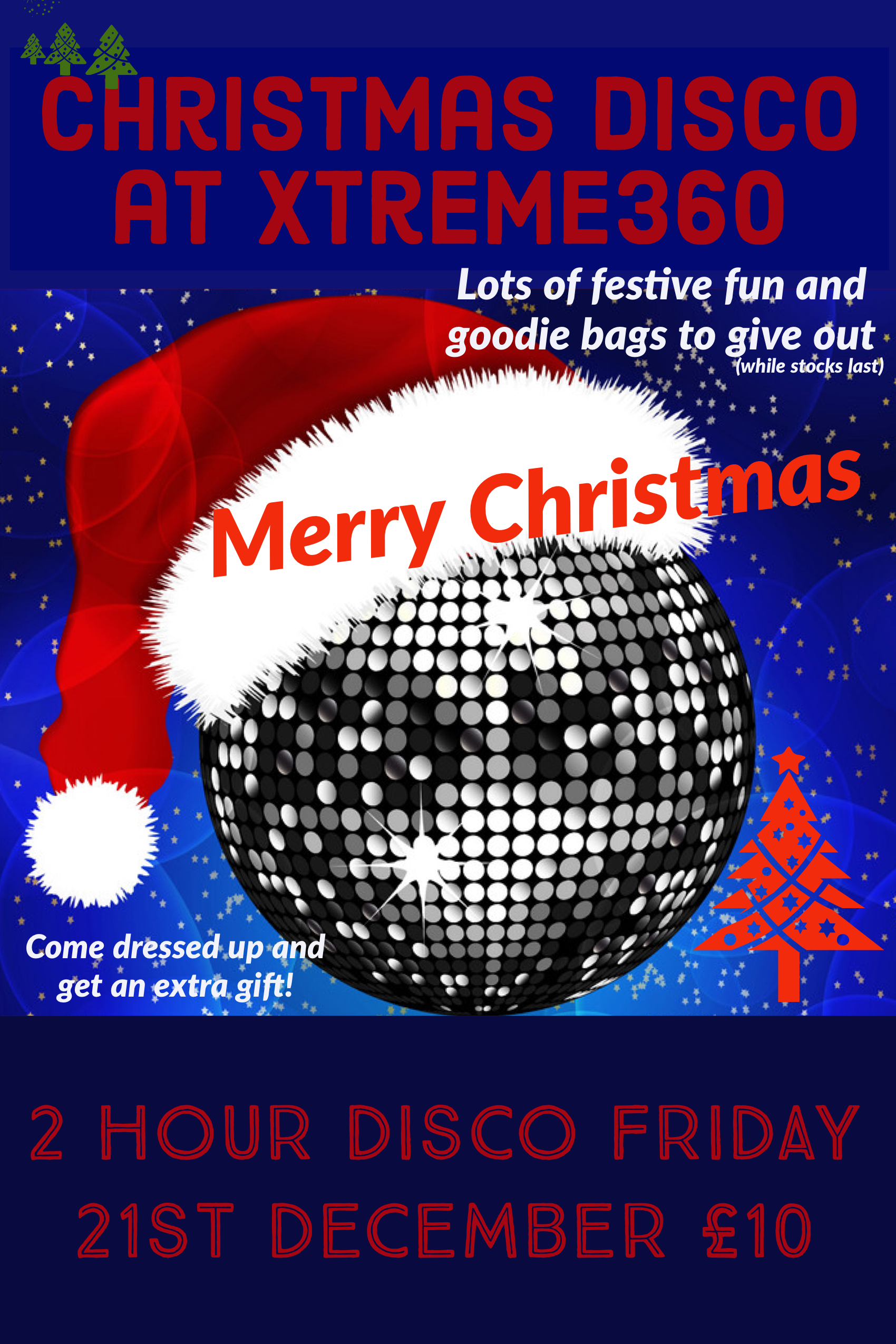 Christmas Disco 2018
